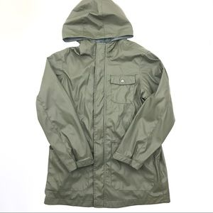 Boys Gap Lined Rain Jacket